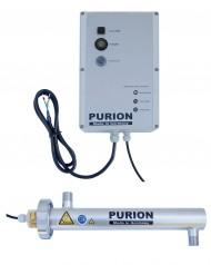PURION 500 UVC Desinfektion mit PURION