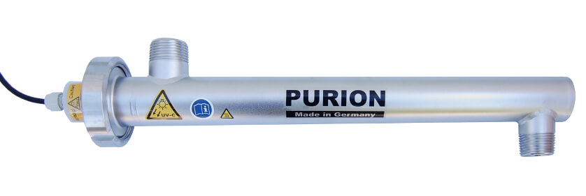 PURION 1000 H UV-C-Desinfektion Legionellen