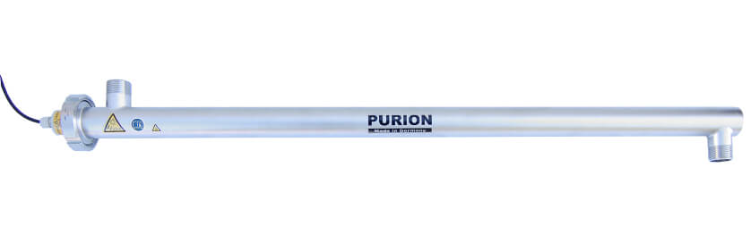 PURION 2500 90W UV-C Desinfektion für Hotels